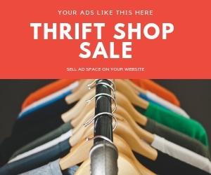 Clickable ad space!