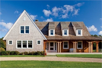 Beautiful Farm House and Barn - Sample Ad